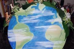 Earth Day Scuplture